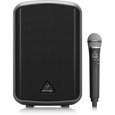 Behringer EUROPORT MPA100BT 100W Speaker w/ Wireless Mic, Battery & Bluetooth