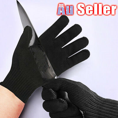 Safety Cut Proof Mesh Glove Stab Stainless Steel Metal  Resistant for Butcher