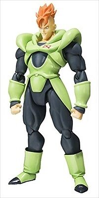 Bandai S.H.Figuarts Android 16 Dragon Ball Z Action Figure From Japan