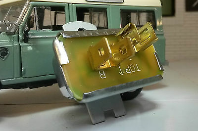 Instrument OEM Smiths Voltage Stabiliser Positive Earth Land Rover Series 2 2a