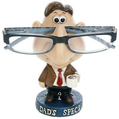 Novelty Comic Specs Holder Dad`s Reading Glasses Sunglasses Spectacles Stand