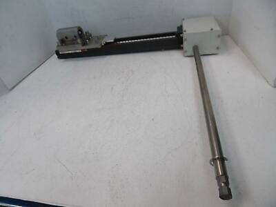 THK KR-33A LM Guide Actuator Lenght=370MM With Verta D4CL-5.0