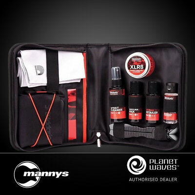 Planet Waves Instrument Care Kit