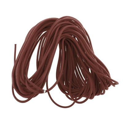 5mm x 20m Bungee Cord Elastic Shock Cord Rope Tie Down for Marine Kayak Boat