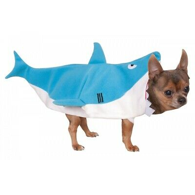 Shark Costume Pet Halloween Fancy Dress