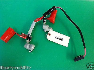 Battery Wiring Harness Invacare Pronto M41 Sure Step Power Wheelchair  #6656