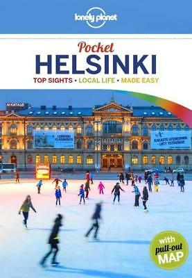 NEW Helsinki By Lonely Planet Travel Guide Paperback Free Shipping