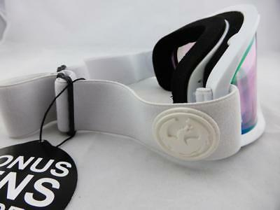 Dragon DX2 Snow Goggles Whiteout - Pink Ion + Ionised Lens