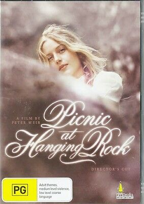 Picnic At Hanging Rock - Peter Weir - Aussie Classic - New & Sealed Dvd
