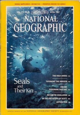 national geographic-APR 1987-SEALS.