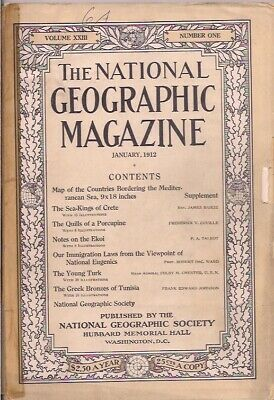 national geographic-JAN 1912-THE YOUNG TURK.