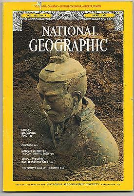 national geographic-APR 1978-CHINESE TOMB.