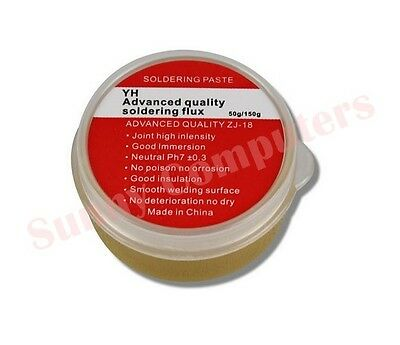 High Quality YIHUA Soldering Flux Electrical SMD Welding Grease Paste 150g AU
