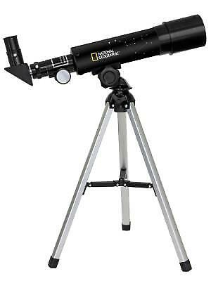 Telescopio az rifrattore 50/360 cod.ng-9118001 national geographic