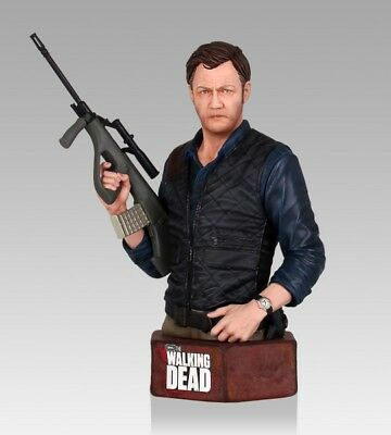 Walking Dead TV The Governor Mini Bust GENTLE GIANT