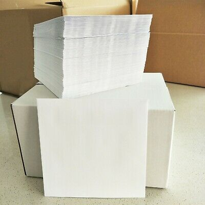 A4 200gsm white smooth craft paper 30 sheet pack perfect for stamping