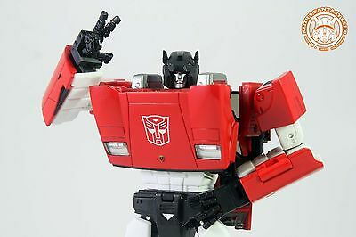 KFC Toys KP-10 MP12 MP14 posable hands Master piece Sideswipe Red Alert