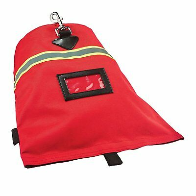 Arsenal 5082 Fireman's SCBA Respirator Firefighter Mask Bag for Air Pack with