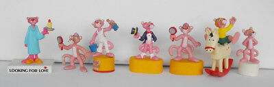 PINK PANTHER set 1 lot of 7 cool items must have bully pencilsharpeners L@@K
