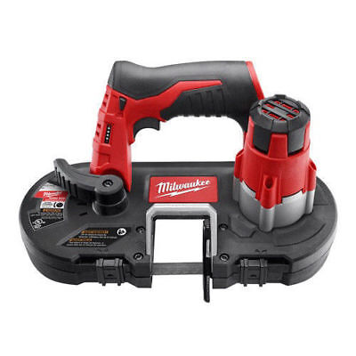 Milwaukee 2429-20 12-Volt Cordless 18 TPI Sub-Compact Band Saw Blade Bare Tool