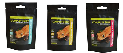 Komodo Complete Crested Gecko Diet 60g (2.11oz) Similar to Pangea - Probiotic