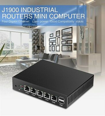 Mini PC for router and firewall, PF Sence, Kerio, Watchguard