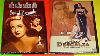 Eva Al Desnudo + La Condesa Descalza / All About Eve + The Barefoot Contessa R 2