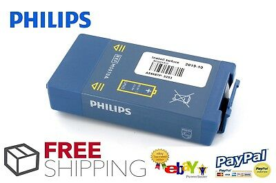 Philips HeartStart HS1 & FRx Defibrillator Lithium Battery Brand New REF M5070A