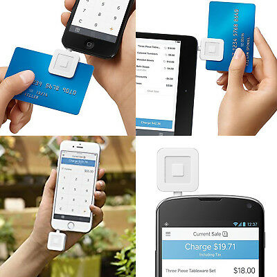 Credit Card Reader Magnetic Chip Machine Mobile Phone Apple Android IPhone IPad