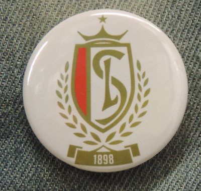 Pin Button Badge Ø38mm  Standard de Liège
