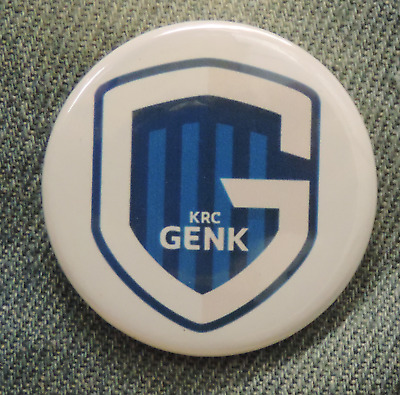 Pin Button Badge Ø38mm  KRC Genk