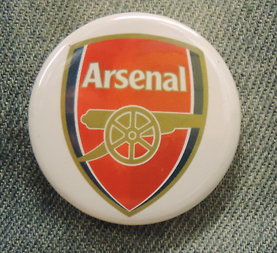 Pin Button Badge Ø38mm  Arsenal