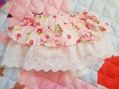 Nappy Cover Skirt 000 Bloomers