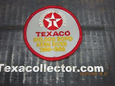 Texaco Patch # 816 Kern River