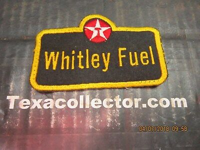 Texaco Patch # 817 Whitley Fuel