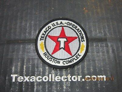 Texaco Patch # 827 Houston Complex