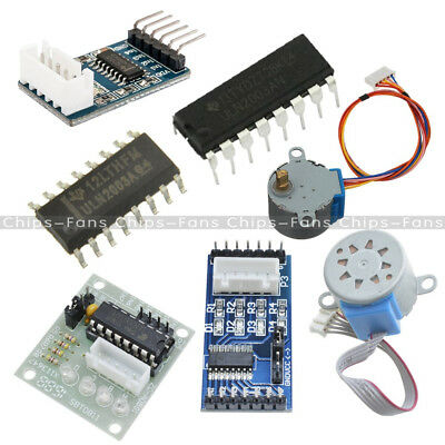 ULN2003 5V 12V Step Motor 4 Phase Stepper Motor Driver Module for Arduino