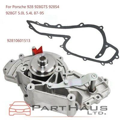 New Water Pump W Gasket For Porsche 928 928GTS 928S4 928GT GT GTS S4 92810601520