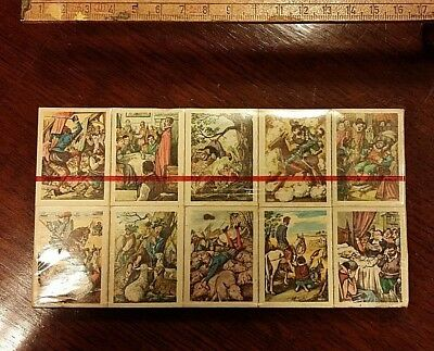 Vintage Matches Box  Scatole Fiammiferi Don Quijote Don Chisciotte   03/18