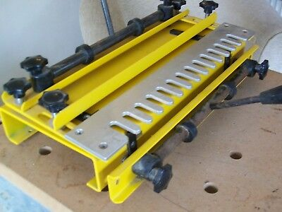 Axminster tools 12 router dovetail jig 4999 picclick uk axminster tools 12 router dovetail jig greentooth Image collections