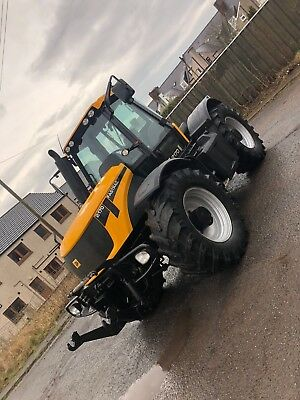 tractor Jcb Fastrac 2170 4WS plus, every extra, very rare! price reduced!!!!!