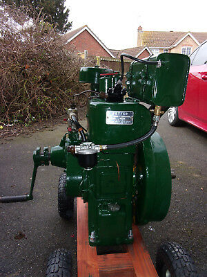 petter paz1 diesel stationary engine on trolley restored condition rh picclick co uk