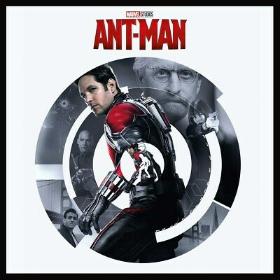 Ant-Man - Big Sleeve Edition (with DVD and Art Cards (Big Sleeve Edition)) [Bl