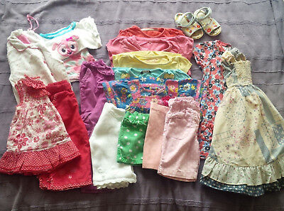 Girls 2-3 years GUC playwear summer bundle, 19 items