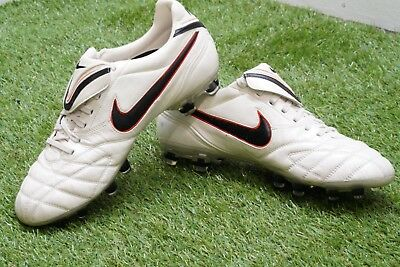 d70ab2ec13404 ... where to buy nike tiempo legend iii size 8 fg white black red extremely  good condition