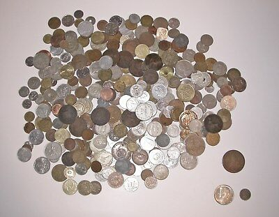 3 Pounds Coins Foreign Coins Silver Included