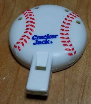 Cracker Jack Baseball Whistle