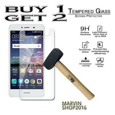 Genuine Tempered Glass Film Screen Protector Cover For Huawei Elate 4G