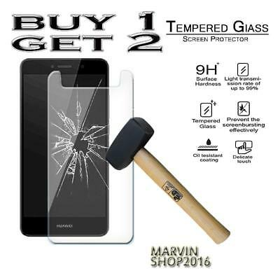 Genuine Tempered Glass Film Screen Protector Cover For Huawei Ascend XT2