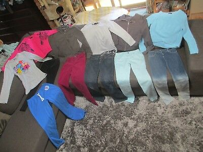 Bulk lot girls sz 16 winter clothes: Sportscraft/Just Add Sugar/Mavi Jeans/Dotti